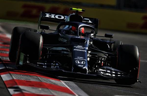 FP3 Report: Mercedes struggle and Verstappen crashes as Gasly tops session