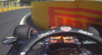 Image: Verstappen crashes into the wall, FP3 finished for the Red Bull driver
