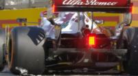 Image: Giovinazzi does the same as Stroll: Second red flag in Baku
