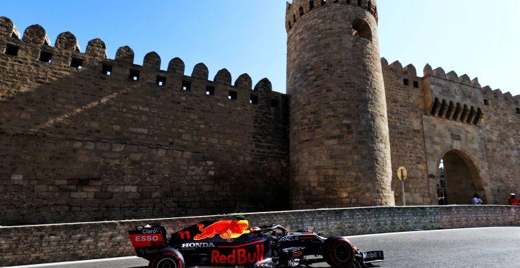 LIVE | Wat kan Verstappen doen vanaf tweede startrij in Grand Prix Azerbeidzjan?
