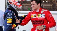 Afbeelding: Windsor ziet belangrijke rol voor Leclerc: 'Verstappen wilt de race controleren'