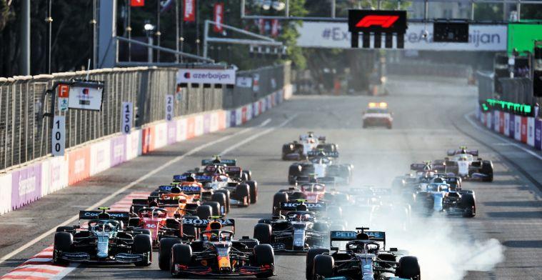 Hamilton en Mercedes knakken onder druk   F1 2021 GP Baku Podcast