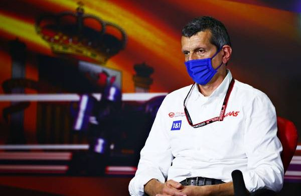 Steiner has cleared the air after Schumacher left fuming from late Mazepin move