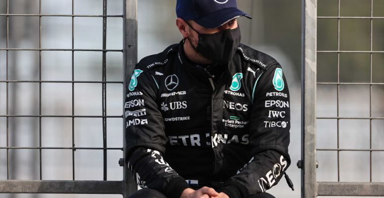 Relationship between Bottas and Mercedes at an all-time low? 'Needs a hug'