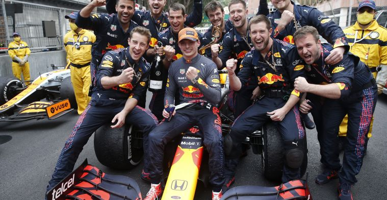 Max Verstappen in profile   Red Bull's ace leading the Championship race