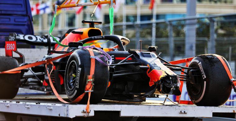 Masi dismisses criticism after Verstappen crash: Meets all safety requirements