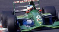 Afbeelding: Een van de mooiste F1-wagens ooit te koop aangeboden: Jordan 191 van Schumacher