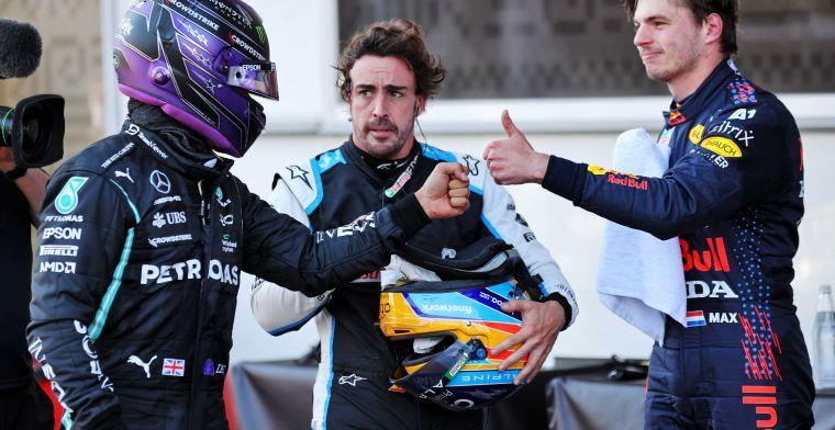 Ongekende strijd tussen Hamilton en Verstappen: ''Sensationeel voor de Formule 1''