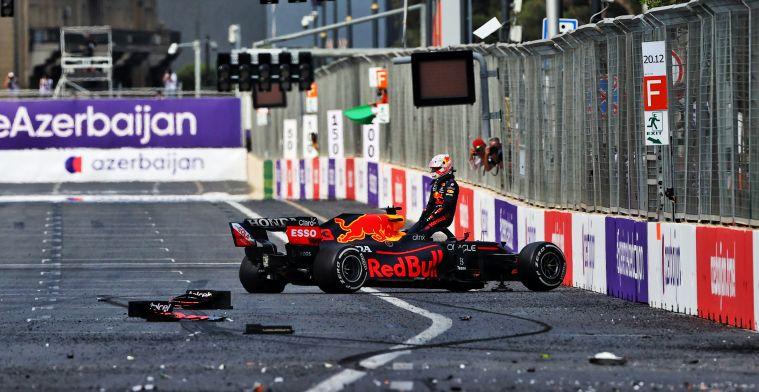 Twee crashes met hoge snelheid die ernstige gevolgen kunnen hebben voor Pirelli