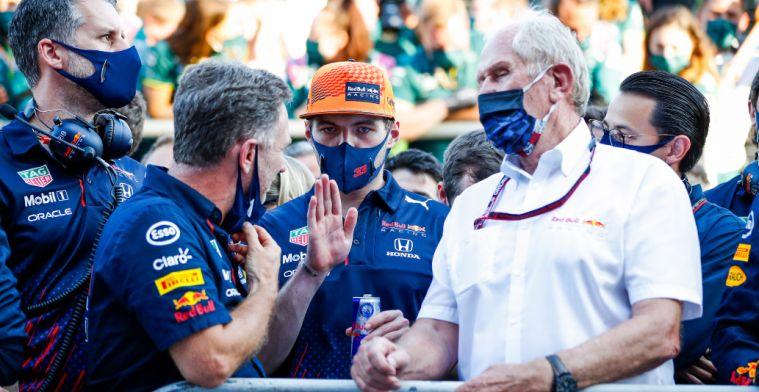 Marko on Verstappen tyre blowout: It just hurts