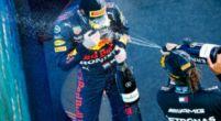 Afbeelding: Hamilton gewaarschuwd: 'Verstappen en Perez gaan het me samen moeilijk maken'