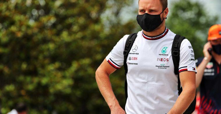 Raakt Bottas zijn zitje kwijt bij Mercedes? 'Hij is als persoon erg moeilijk'