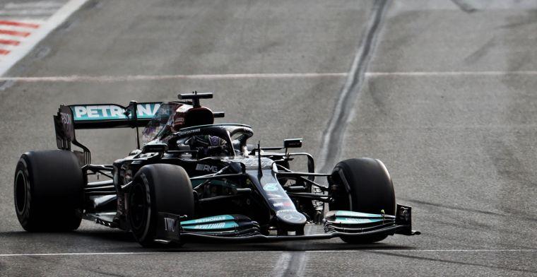 Wordt Russell in Silverstone bekend gemaakt als Mercedes-coureur voor 2022?