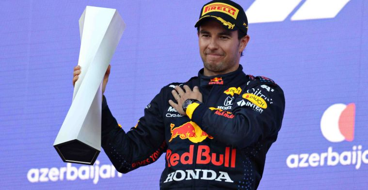 Perez father critical of McLaren: 'The opposite at Red Bull'