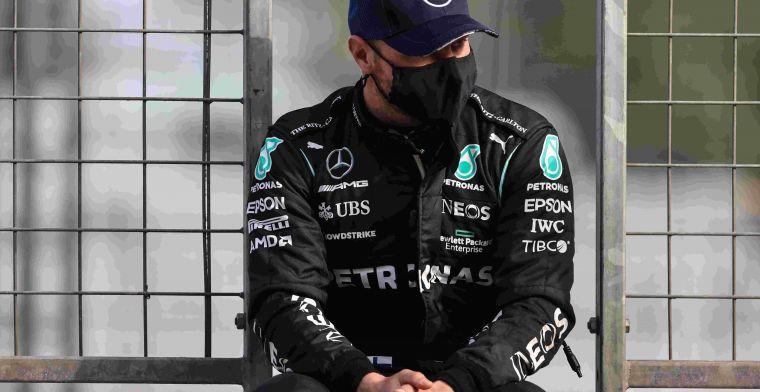 Geen contractverlenging voor Bottas bij Mercedes betekent mogelijk F1-exit