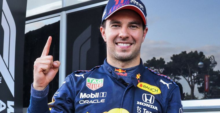 Met Sergio in zijn oude vorm had Lewis nu 21 punten voorgestaan