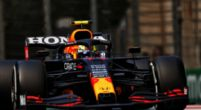 Image: Phenomenal start helps Perez chase Verstappen in Baku