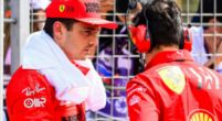 Image: Leclerc happy despite missing out on a podium: 'I'm extremely happy for him'
