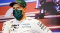 """Afbeelding: Vettel grapt: """"Ben één van de weinigen die niet in zijn auto plast"""""""