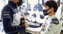Afbeelding: Teambaas AlphaTauri: 'Tsunoda ging zo snel dat ik vreesde voor een crash'