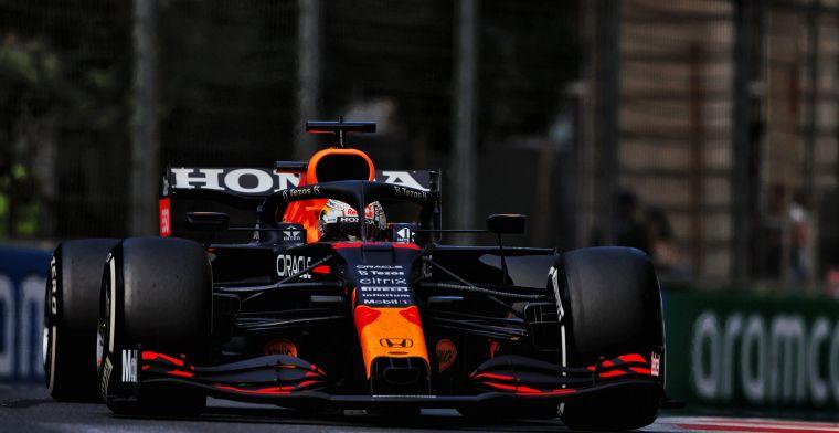 Video: On board as Verstappen sets impressive fastest lap in Baku