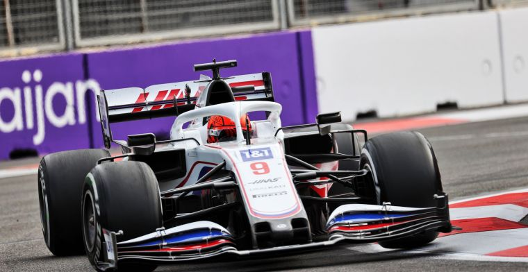 Haas team 'pumping everything into next year's car'