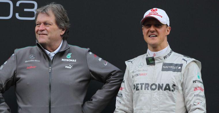 Former Mercedes boss: 'Schumacher would have been very successful as team boss'
