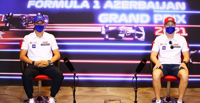 'Het incident tussen Schumacher en Mazepin was uiteindelijk niet te gevaarlijk'