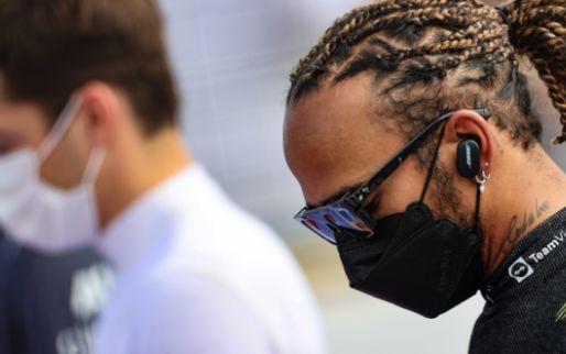 Hamilton vol onbegrip: 'Net nu de sport die kant op gaat'