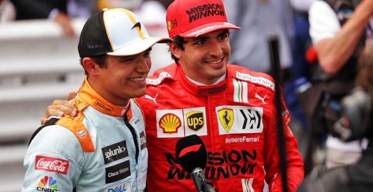Ferrari en McLaren vechten om miljoenen voor derde plek in kampioenschap