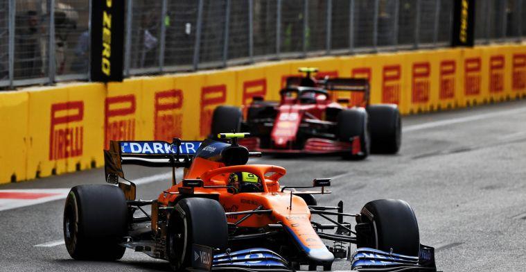 Seidl verklaart 'sleutel tot het huidige succes' McLaren