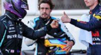 Afbeelding: Berger ziet spannende titelstrijd: 'Verstappen is makkelijker dan Rosberg'