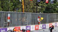 Afbeelding: Norris reageert online op crash Verstappen: 'Maar goed dat hij naar rechts crasht'