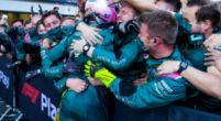 Afbeelding: Geluk voor Vettel: 'Het gaat niet nog een keer gebeuren'