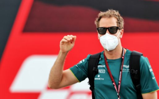 Horner didn't know what to do with long-winded Vettel, Aston Martin does