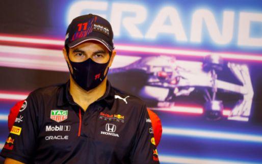 Pérez vergelijkt Verstappen met andere rijders: 'Hij doet dat niet'