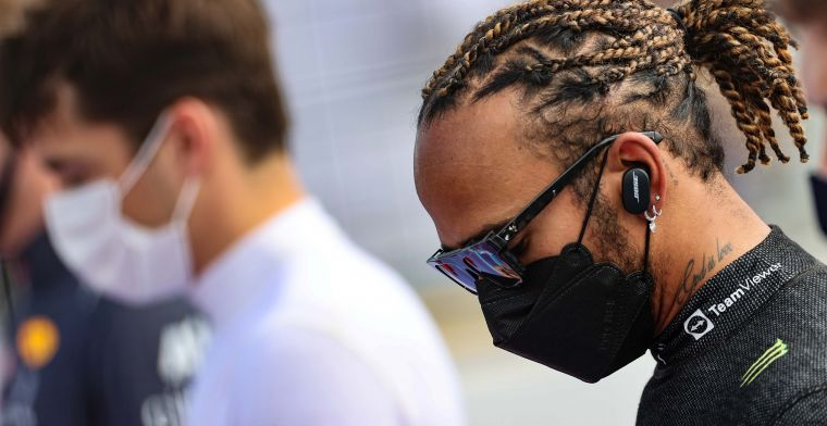 Mercedes sees special talent in Hamilton: 'He can do that better than the rest'
