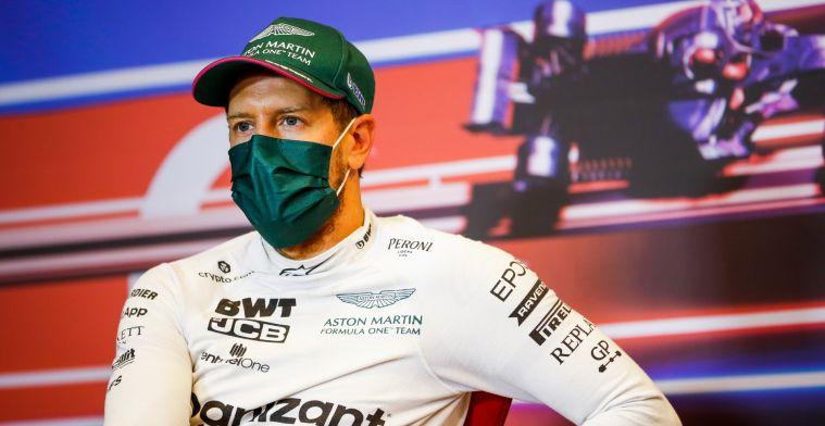 Vettel sluit zich aan bij Hamilton en Wolff: Het is altijd lastig geweest