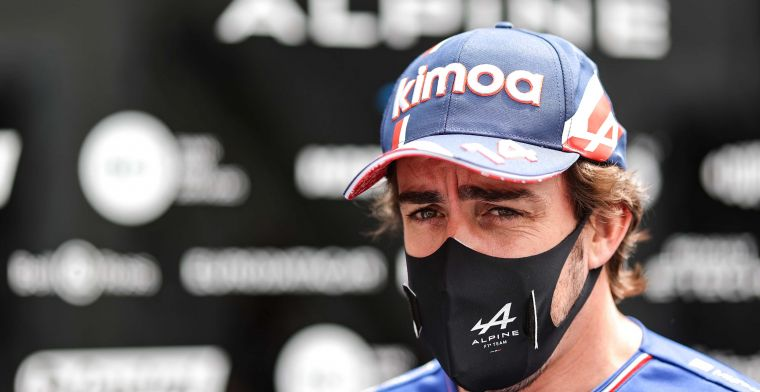 Alonso enjoys F1 more after gap year: 'It just got too tough to continue'