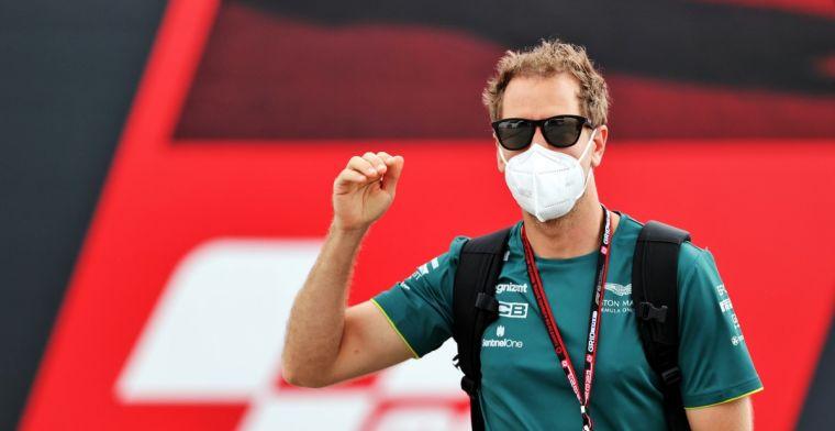Horner wist niet wat hij met langdradige Vettel aanmoest, Aston Martin wel