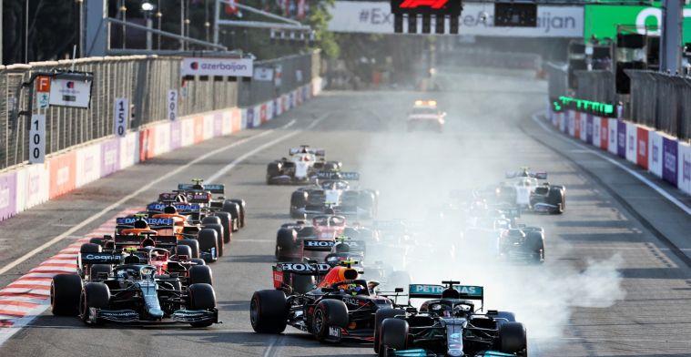 Hamilton ziet grote verandering plaatsvinden: 'Er lijkt een tendens te zijn'