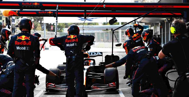 'Red Bull possibly played with tyre pressure, FIA never checks during races'