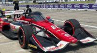 Afbeelding: Van Kalmthout valt helemaal terug en eindigt buiten de punten in IndyCar
