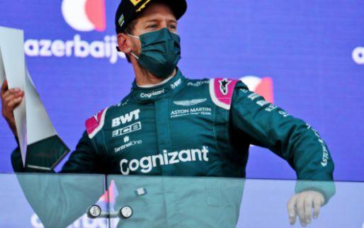Laatste Formule1 Nieuws Sebastian Vettel