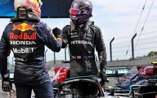 'Door intense strijd zullen Verstappen en Hamilton om beurten fouten maken'
