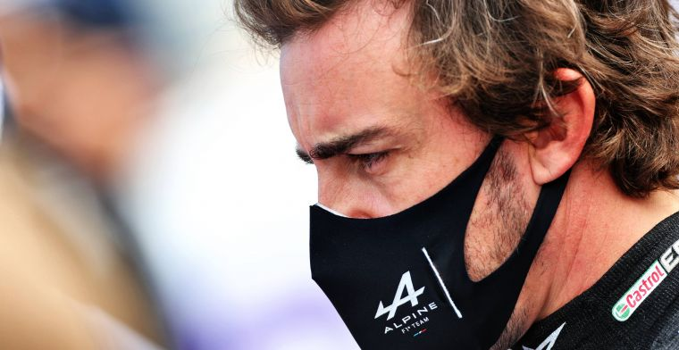 Alonso: 'Kans kleiner dat fouten worden afgestraft in Frankrijk'