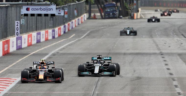 Het is nu Hamilton tegen Red Bull, niet Verstappen tegen Mercedes