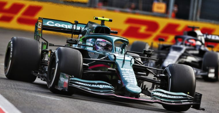 Aston Martin want to attack Mercedes and Red Bull through budget cap