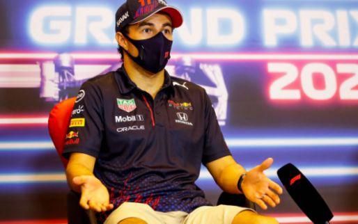 Perez wil met andere coureurs in gesprek: 'Sommigen kan je niet vertrouwen'