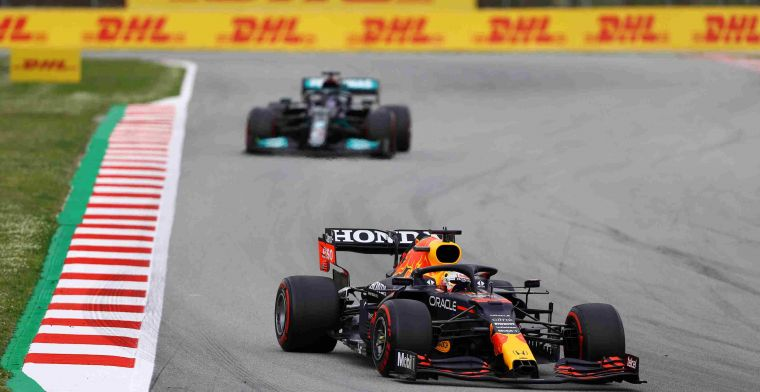 Prost compares: 'Max and Red Bull in better shape at the moment'.